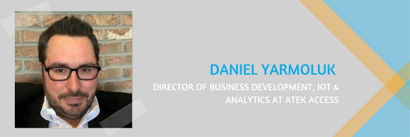 Daniel Yarmoluk - Future of Big Data