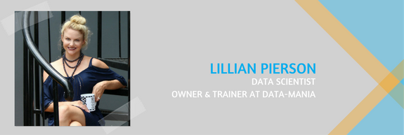 Lillian Pierson - future of big data