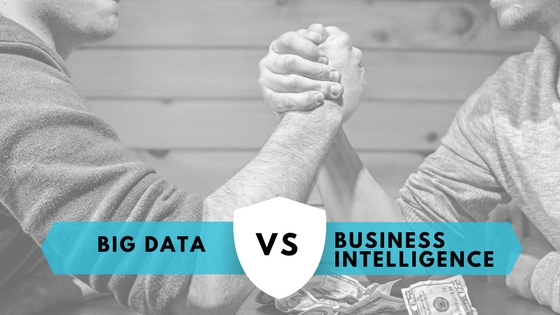 big data vs. business intelligence