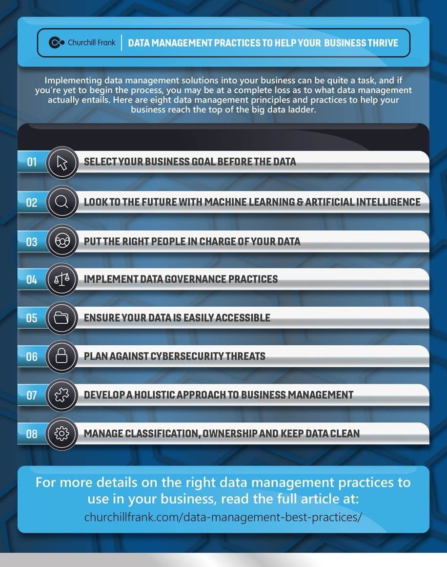 data management practice and principles